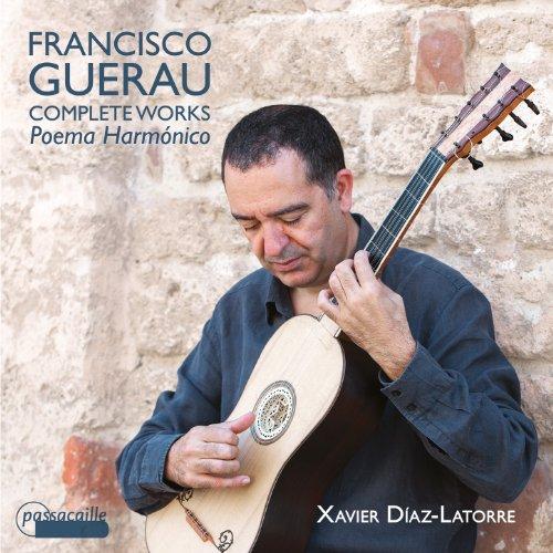 Francisco Guerau, Poema harmónico (1694) for Guitar