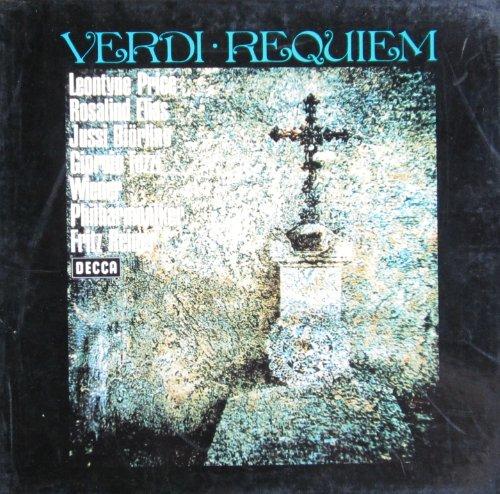 Verdi: Requiem [Vinyl LP]
