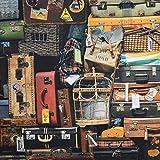 Reise Foto ddigital bedruckt Farbe Baumwolle Vorhang Stoff