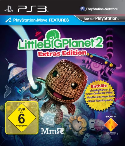 Little Big Planet 2 - Extras Edition - [PlayStation - Little Big Planet Kostüm