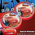 Cars elektrische Wandlampe-Nachtlicht von Disney Cars - Lampenhans.de