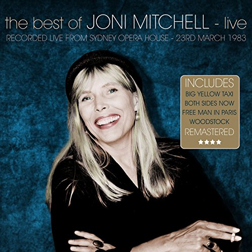 The Best Of Joni Mitchell - Li...