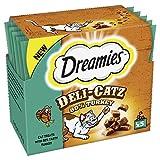 Dreamies Deli-Catz Cat Treats with Turkey, 25 g