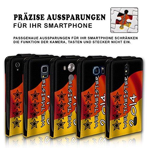 Vertikal Flip Style Handy Tasche Case Schutz Hülle Schale Motiv Etui Karte Halter für Apple iPhone 5 / 5S - Variante VER23 Design2 Design 11