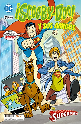 Scooby-Doo y sus amigos núm. 07 por Sholly Fisch