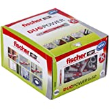 Fischer Duo Power universele pluggen, afmeting 6 x 50 mm, VE = 50 stuks,
