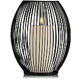 Sziqiqi IJzeren Kaars Houder/Creatieve Bruiloft Kaars Houder/Ornamenten voor Kaarslicht Diner en Home Decor, 11×19×24