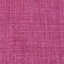 Material Textil para Tapicería, Cortinas, Tapizado de Sofás, Cojines De Diseñador Apariencia Lino Liso Color Rosa/Orquídea - Se Vende por Metro