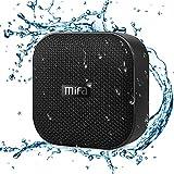 Bluetooth Mini Lautsprecher, MIFA A1 Bluetooth 4.2 Soundbox TWS & DSP IP56 Wasserfest und Staubdicht Speaker, Unterstützt SD-Karte bis zu 32GB Kompatibel mit Huawei iPhone iPad Samsung
