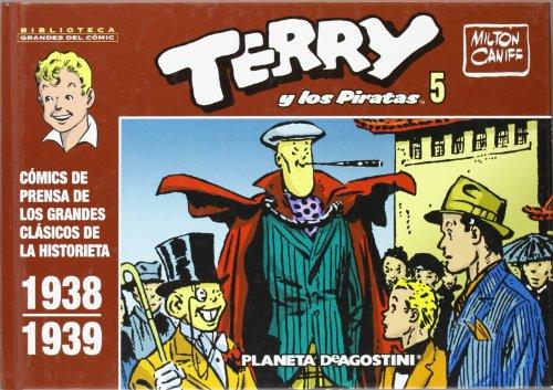 Biblioteca Grandes del Comic Terry y los piratas nº 05/16 par Milton Caniff