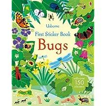 First Sticker Book Bugs (First Sticker Books)