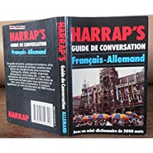 HARRAP'S guide de conversation français allemand