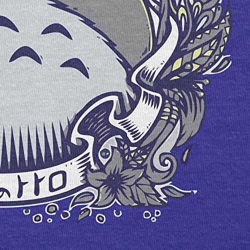 NERDO - Nachbarn - Damen T-Shirt Marine