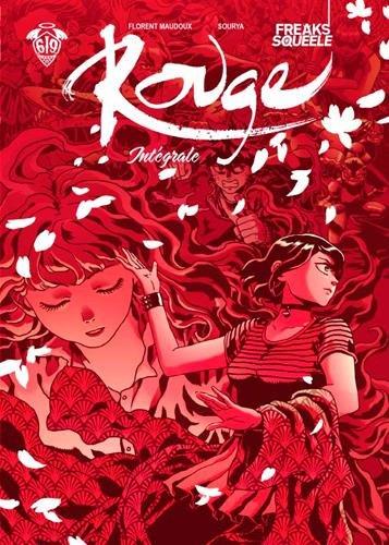 Freaks Squeele Rouge, Intégrale :