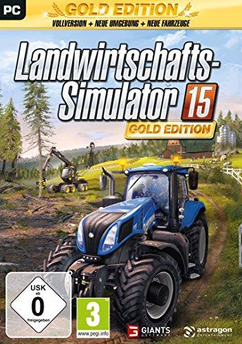 farming simulator 2015 Landwirtschafts-Simulator 15: Gold-Edition