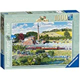 Ravensburger Day in the Country No. 3 - The Steam Mill, 1000pc Jigsaw Puzzle