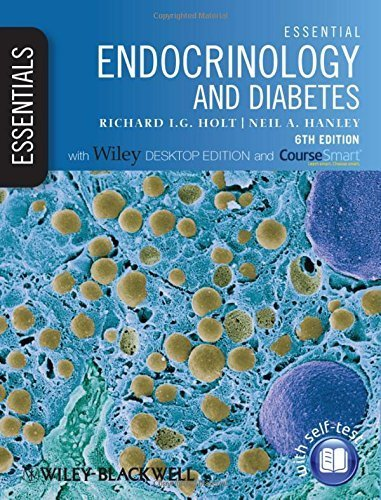 Essential Endocrinology and Diabetes: Includes Free Desktop Edition (Essentials) by Richard I. G. Holt (2012-01-20)