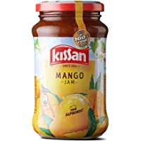 Kissan Mango Jam, 490g Jar