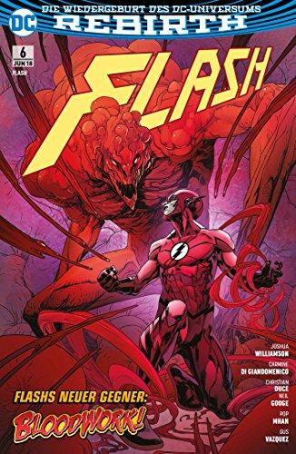 Flash: Bd. 6 (2. Serie): Negativ-Flash