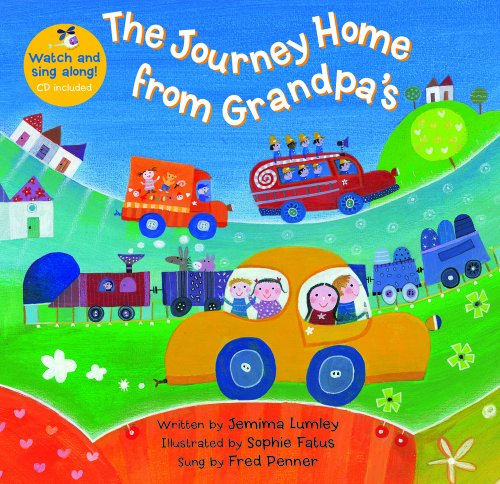 Journey Home from Grandpa's (A Barefoot Singalong)