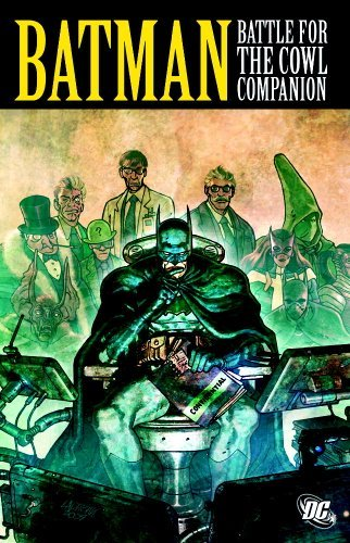 Batman Battle For The Cowl Companion TP by Joe Harris (2009-11-17)