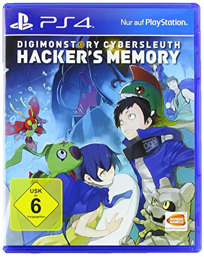 Digimon Story Cyber Sleuth: Hackers Memory