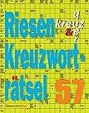 Riesen-Kreuzworträtsel 57...