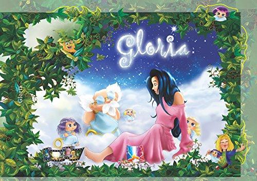 Libro para niños en español: Gloria: Historia para valorar la vida por Karin Solidoro
