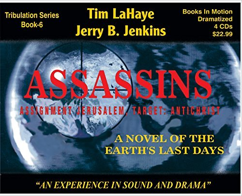 ASSASSINS (Left Behind Dramatized series in Full Cast) (Book #6) [CD] by Tim LaHaye & Jerry B. Jenkins by Tim LaHaye & Jerry B. Jenkins (1999-08-02)