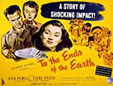 to The Ends of The Earth Movie Poster Masterprint (71,12 x 55,88 cm)