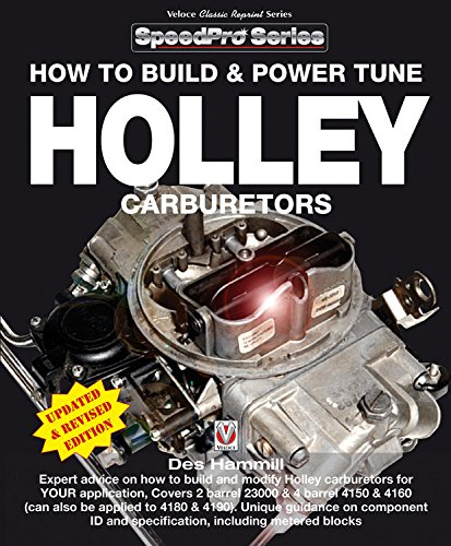 How to Build and Power Tune Holley Carburetors (Speedpro Series) -
