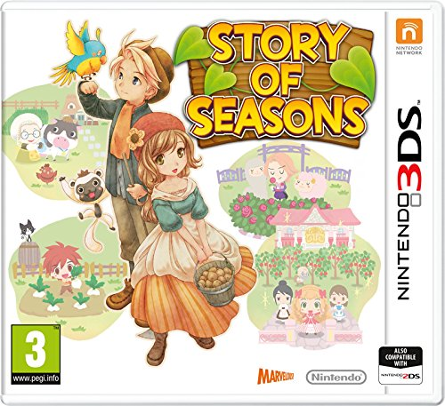 Story Of Seasons [Importación Inglesa]