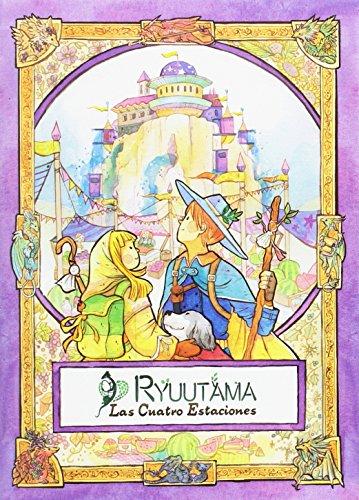 Las Cuatro Estaciones: Cuatro aventuras para Ryuutama