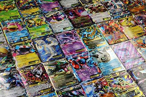 Pokémon TCG Bundle - 5 Random EX/GX/Mega EX/Break Lot
