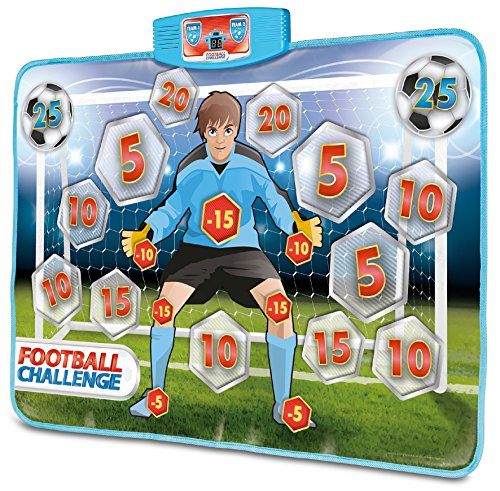 GetGo Football Challenge El juego de disparo electrónica (Multi-Color)
