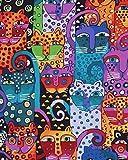[nuovo lancio] pittura a olio di DIY seguendo, Pittura por numero di Kits–Animali Collezione 16* 20pollici–Olio Digitale Pittura olio tela arte della parete del paesaggio illustrazioni per Epifania Home Living Ufficio Salotto Bianco di Natale Capodanno San Valentino decorazione decorazioni–Vernice di DIY por numeri bricolage Kit di tela per adulti età avanzata Bambini Ragazzi–New Llegada Con cornice