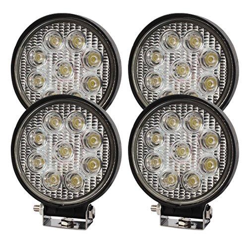 4 X 27W 4INCH LED LIGHT WORK 2565LM LÁMPARA LED PROYECTOR DE...