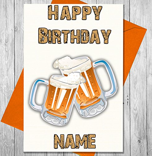 beer-jugs-personalised-birthday-card-any-name-and-age-printed-on-the-front