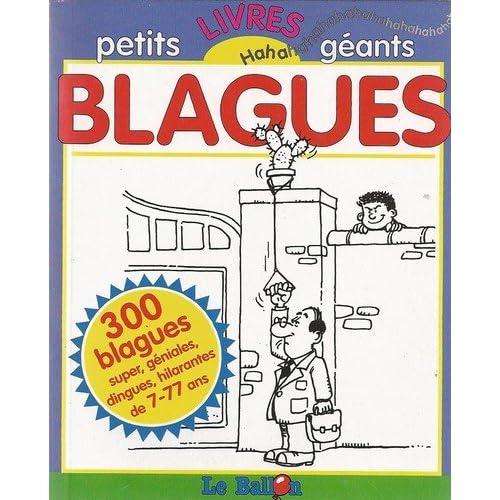 PETITS LIVRES GEANTS BLAGUES BLEUS