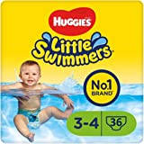 Huggies Little Swimmers - Baby zwemluiers - maat 3/4 (7 tot 15 kg) - 36 stuks - Voordeelverpakking