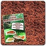 Aquaristik-Paradies Rote Mückenlarven PRO 80 g