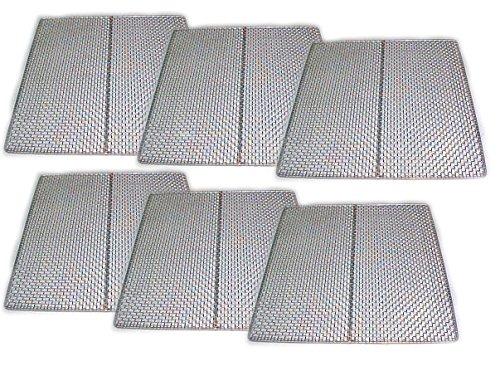 Excalibur Entfeuchter Edelstahl-Tablett, Ersatz-Futterregal, Netzgewebe 15