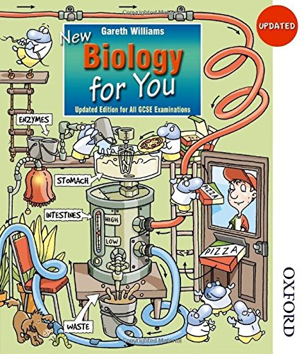 New Biology for You UPDATED (New for You Student Book)