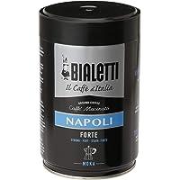 Bialetti Caffè Macinato per Moka Napoli, Gusto Classico - 1 x 250 gr