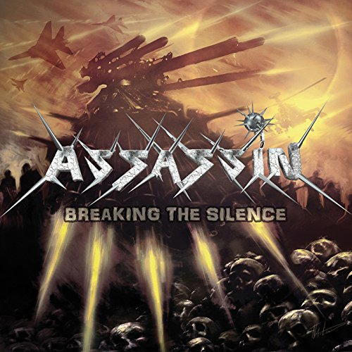 Assassin: Breaking the Silence (Audio CD)