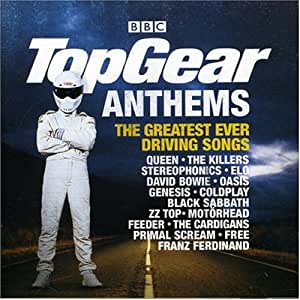 Top Gear Anthems [Import anglais]