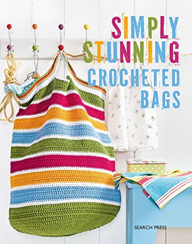 Simply Stunning Crocheted Bags (English Edition) - Studio-cast-designs