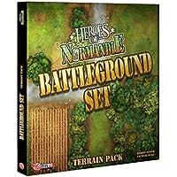 Heroes of Normandie Battleground Set Terrain Pack by Iello