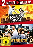 DVD Cover 'Born to Dance / Dancing in the Streets [2 DVDs]