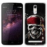 Easbuy Neu Version Handy Hülle Soft Silikon Case Etui Tasche für HOMTOM HT17 / HT17 Pro Smartphone Cover Handytasche Handyhülle Schutzhülle